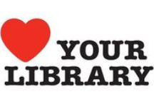 I Love the Library / February is Love Your Library Month! / by Anderson County Library
