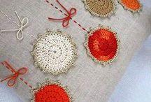 Inspiráció - Textil