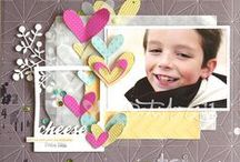 Scrapbooking - Pages