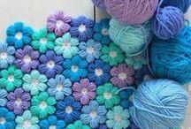 Crochet Tricot Macrame