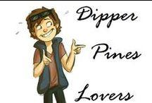 Dipper Pines  Lovers