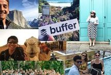 Buffer Community / Sharing all of the #BufferLove with pictures from our amazing community of Buffer users!