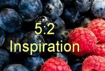5:2 inspiration / Delicious foods for every day, and especially fasting days. Some I've tried, some I've chosen for those days when I don't want to think about cooking. Everything here is  healthy, beautiful, delicious and perfect for those :2 days, and especially those days when simplicity is the key!