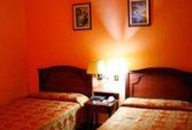 Hotel Caribbean / El Hotel Caribbean es un pequeño y familiar hotel situado en el Paseo del Prado. De ambiente íntimo y agradable, la instalación cuenta con un snack bar para comidas ligeras. / by Paseos por La Habana