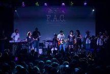 Fábrica de Arte Cubano / Situada entre las céntricas calles 11 y 26, la Fábrica de Arte Cubano (F.A.C) es una de las propuestas culturales y nocturnas más intesantes de La Habana.  Este espacio interactivo fué fundado por el músico y compositor cubano X Alfonso en 2014, apoyado por una gran grupo de creadores y la colaboración del Instituto de la Música. / by Paseos por La Habana