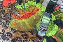 Fiber Artist- Louise Gardiner