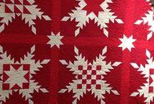 Quilts: Stars / by katherine schaffer