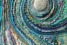 Fiber Artist- Isobel Moore / Thread Noodle