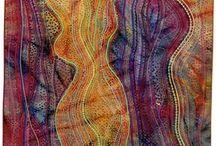 Fiber Artist- Carol Ann Waugh