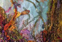 Fiber Artist- Judith Baker Montano