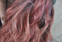 Rose Gold hairColor