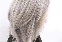 white, silver & grey