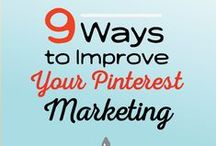 Pinterest Tips / All of the best Pinterest marketing tips, tools and resources we could find from around the web. Take your Pinterest strategy to the next level!