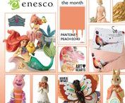 Colour of the Month - November / Peach Echo