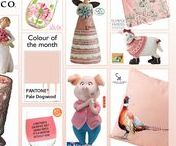 Colour of the Month - March / Pale Dogwood