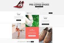 Shops / Online shop designs.