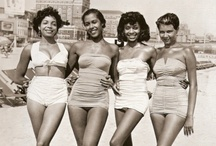 Vintage Swimwear and Pin-up Fits / by Gee Sharpe