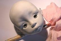 "polymer clay-""sculpture""/TUTORIAL/"
