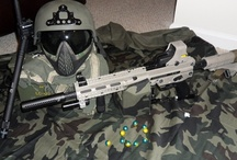 Tippmann Markers Customized / Tippmann markers modified