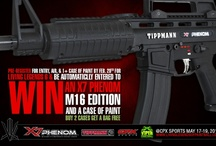 Living Legends VI / by Tippmann Sports