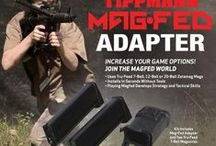 Tippmann Accessories / Tippmann's most popular accessories / by Tippmann Sports
