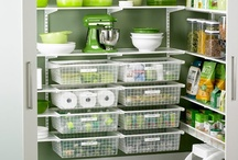 Storage / Making the most of your space!