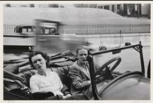 """Walker Evans / Walker Evans (November 3, 1903 – April 10, 1975) was an American photographer best known for his work for the Farm Security Administration (FSA) documenting the effects of the Great Depression. Much of Evans's work from the FSA period uses the large-format, 8x10-inch camera. He said that his goal as a photographer was to make pictures that are """"literate, authoritative, transcendent""""."""