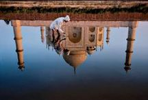"""Steve McCurry / Steve McCurry (born February 24, 1950) is an American photojournalist best known for his photograph """"Afghan Girl"""" which originally appeared in National Geographic magazine."""