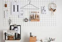 Work Space / Where the creativity starts.