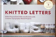 Knitted Letters: Hirst & Major  / My book of charts designed specifically for knitting and personalising knitting. / by erssie erssie