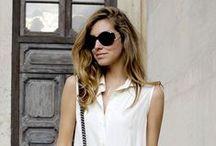 Chiara Ferragni in Peuterey Aiguille Noire / The italian IT Blogger Chiara Ferragni from The Blonde Salad wears a #Peuterey #Aiguille Noire dress designed by CO|TE