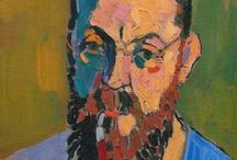 André Derain / André Derain (10 June 1880 – 8 September 1954) was a French artist, painter, sculptor and co-founder of Fauvism with Henri Matisse.