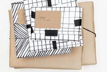 Gift Wrapping / Some very creative gift wrapping ideas.