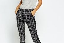 Jeans & Leggings / Trousers and leggings are just one of the things we can never have too many of. Explore our range of different styles and pick up the ones that suit you the most.