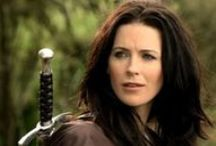 Kahlan Amnell - Legend of the Seeker - Bridget Regan / Kahlan Amnell is the Mother Confessor and the last living Confessor after Darken Rahl hunted all the others down. Unlike most Confessors, who typically need one to a few days to restore their power after it has been used, Kahlan recovers far more quickly, requiring only a couple of hours to do so. It is for this reason that she was chosen as the Mother Confessor at an unusually young age. Kahlan is the ongoing love interest and eventual wife of the Seeker, Richard Cypher/Rahl.