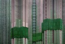 Michael Wolf / Michael Wolf (born 1954) is a German artist and photographer who lives and works in Hong Kong and Paris.