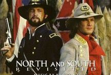 North  and South / The Family Main and  Hazard