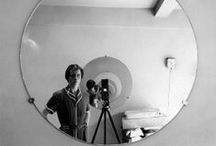 Vivian Maier / Vivian Maier (1926 – 2009) was an American street photographer, who was born in New York City and spent much of her childhood in France. After returning to the United States, she worked for forty years as a nanny in Chicago. During those years, she took more than 100,000 photographs (remained unknown and mostly undeveloped until their discover in 2007), primarily of people and cityscapes in Chicago, although she traveled and photographed worldwide.