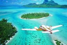 Bora Bora / Bora Bora and Silk & Beach