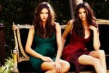 Katherine Pierce and Elena Gilbert / Doppelganger