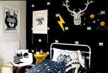 Chambre design enfant.