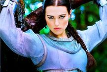 Morgana Pendragon / HIGH PRIESTESS