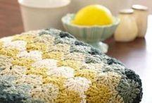 Crochet : Plaid