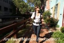 Hannah's Video Love / Enjoy these videos created with love for readers, travelers, dreamers and soul-seekers.  The Mystical Backpacker: How To Discover Your Destiny in the Modern World   Simon & Schuster   release date 5.5.15