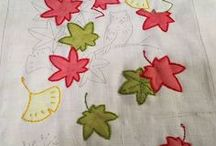 刺繍 / いろいろな刺繍