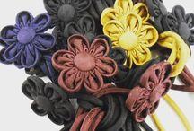 花紐 / いろいろな花紐