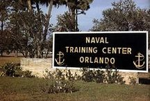 RTC Orlando Images / Images from US Navy boot camp, Recruit Training Command, Orlando, Florida