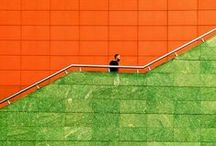 Yener Torun / Istanbul-based Yener Torun has created a photography series that offers an alternative view of historic Turkish cities, featuring modern buildings with graphic shapes and bright colours. The photographer has spent the last year using Instagram to document architecture that features bold shapes, vibrant hues and patterned facades, both in Istanbul and other cities.