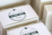 Our Soap & Essentials / KURE 365 Handmade Soap & Essentials.