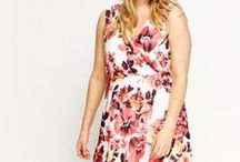 Plus Size Beauties / Awesome fashion abundance for all you gorgeous curvy girls out there. Shop our plus size range now!